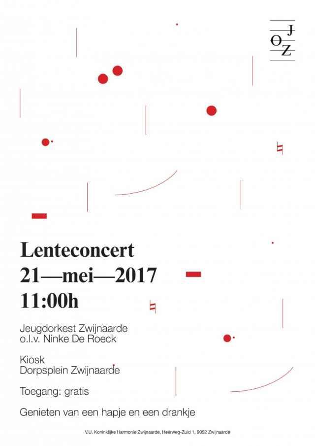 Lenteconcert 2017