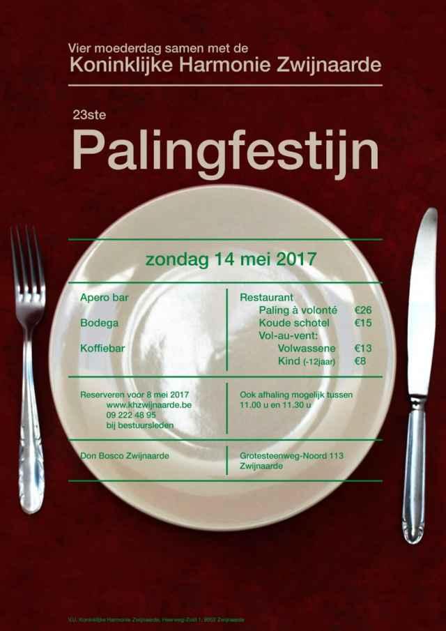 Palingfestijn 2017