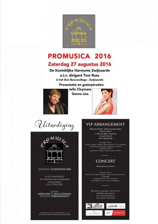 Promusica 2016